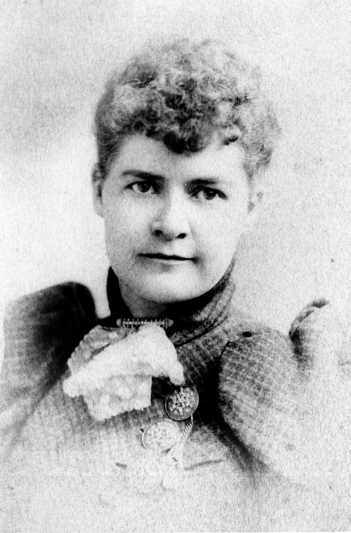 20140403 Martha Hughes Cannon was a pioneer woman with many remarkable state and national achievements.