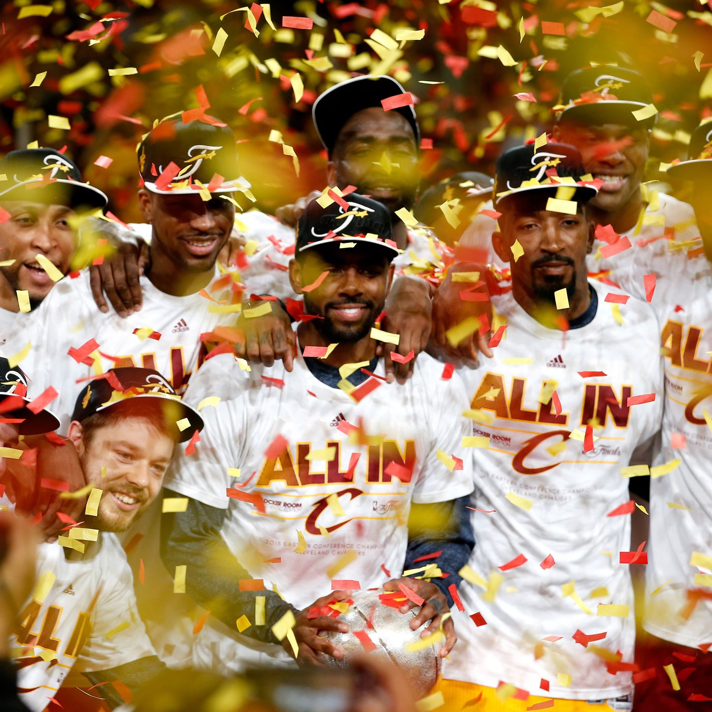 The Cleveland Cavaliers are the 2015 NBA Eastern Conference champions  Shop  hats 36de31de368