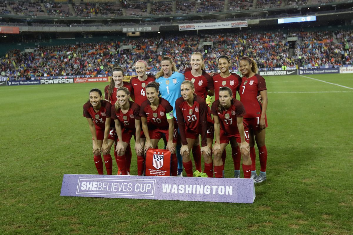 timeless design 291c4 88a73 SheBelieves Cup Coming to Orlando City Stadium in March of ...