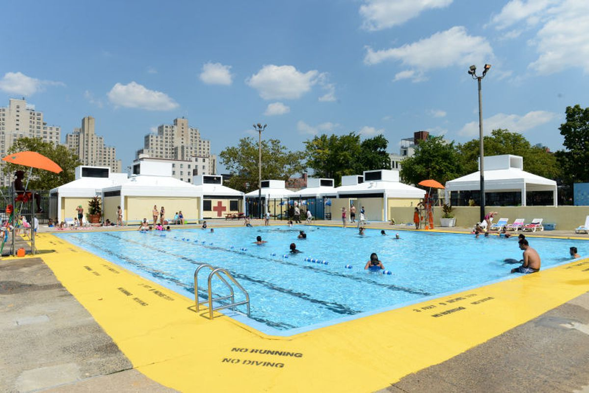 Beloved Gowanus pool will get a temporary replacement during Canal ...