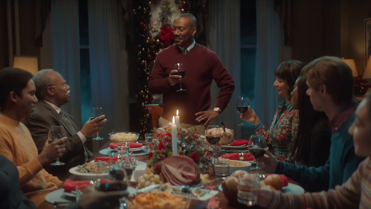 Image result for Home for the Holidays - SNL