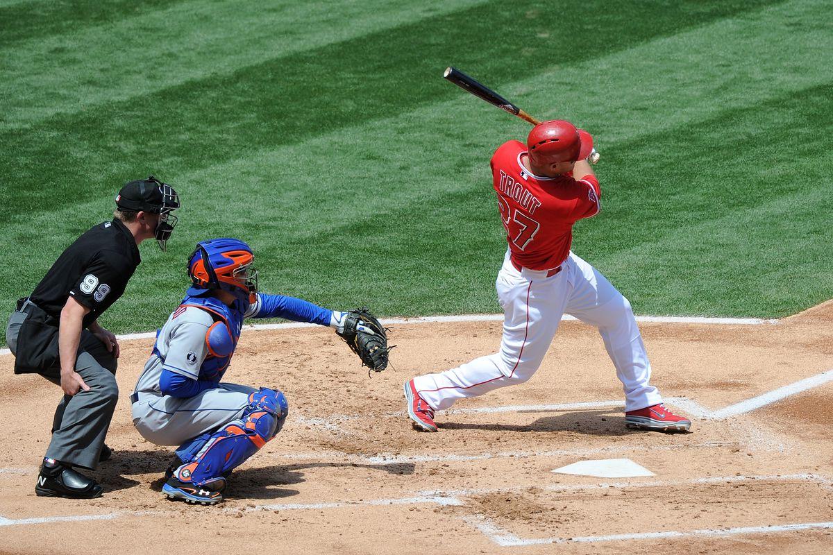 New York Mets v Los Angeles Angels of Anaheim