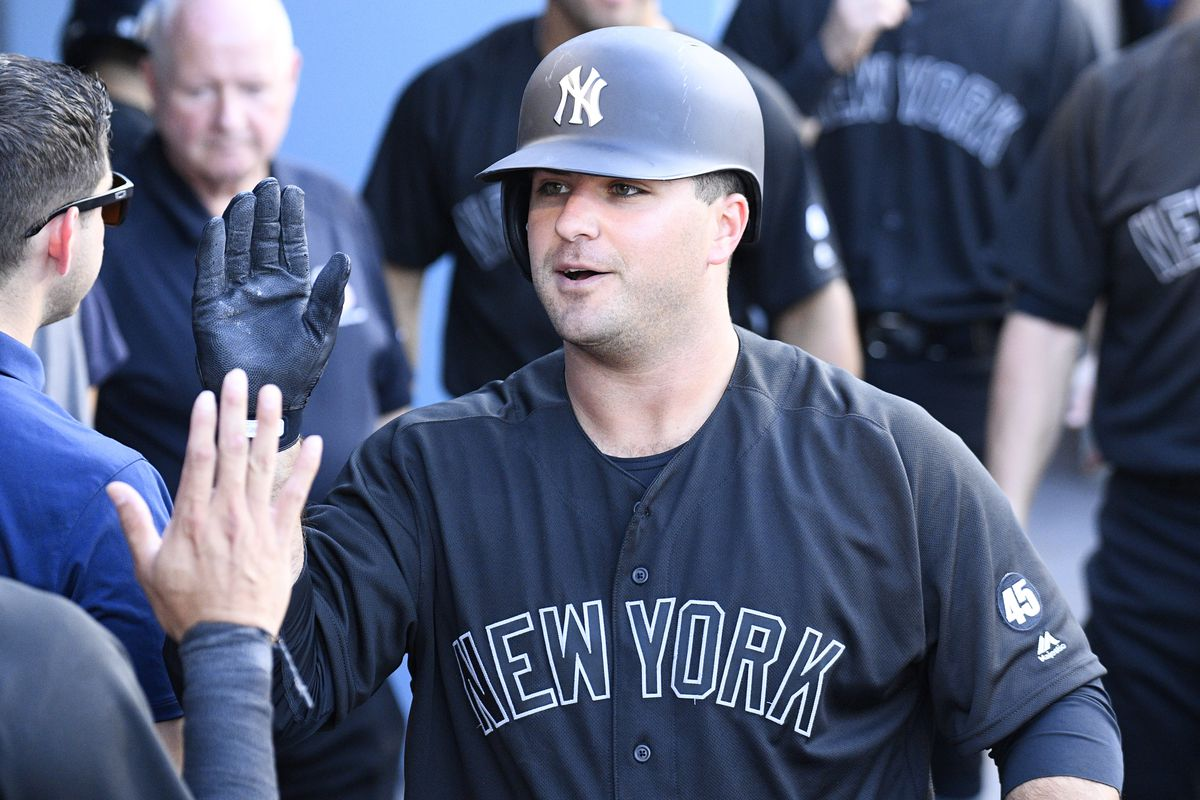 Mike Ford deserves to play in MLB, even if it's not for the Yankees