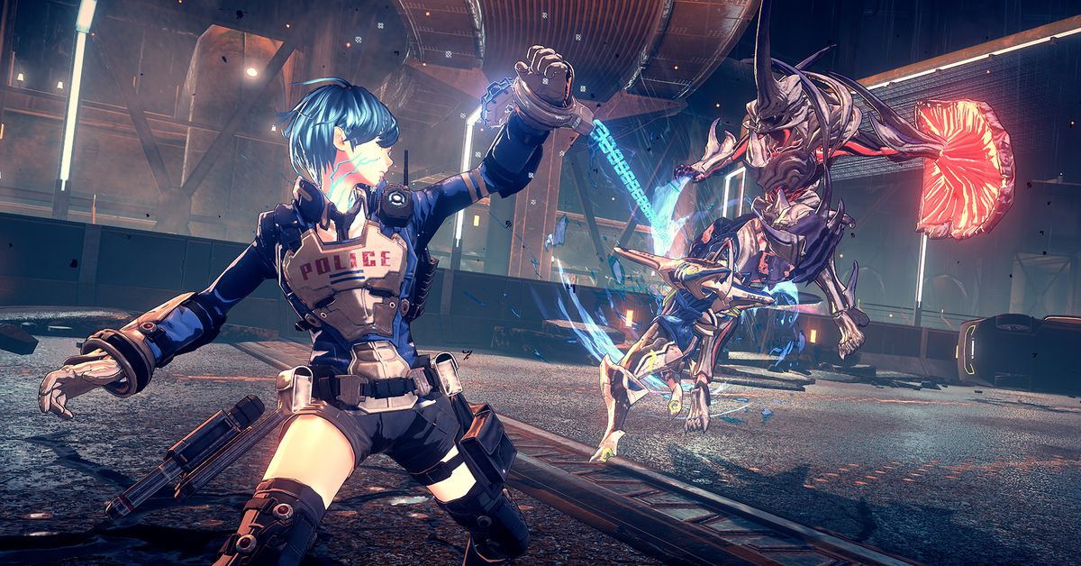 Astral Chain is the best new Nintendo franchise since Splatoon