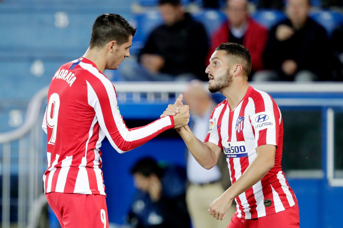 Deportivo Alaves v Atletico Madrid - La Liga Santander