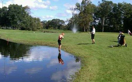 water shot