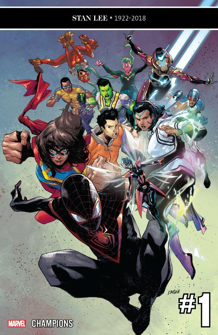 Marvel的Stan Lee如何致力于改变其封面