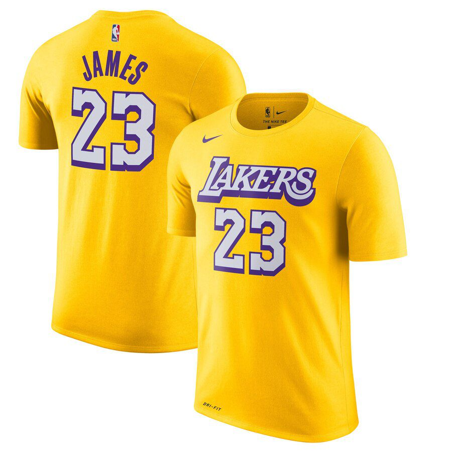 Nba City Edition 2019 Here S The New Los Angeles Lakers