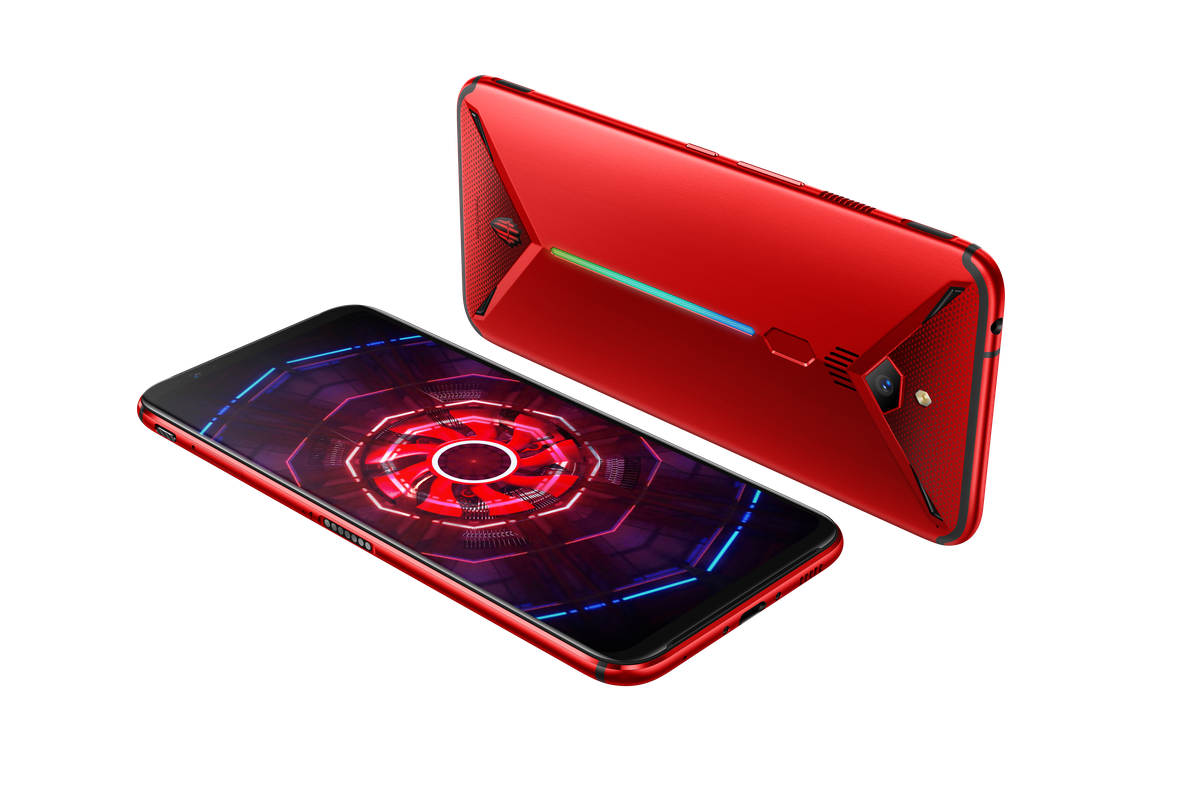Nubia Stuck A Cooling Fan In Its Latest Gaming Smartphone The Verge