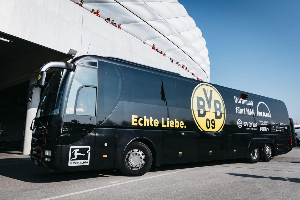 Bvb Bus Gepanzert