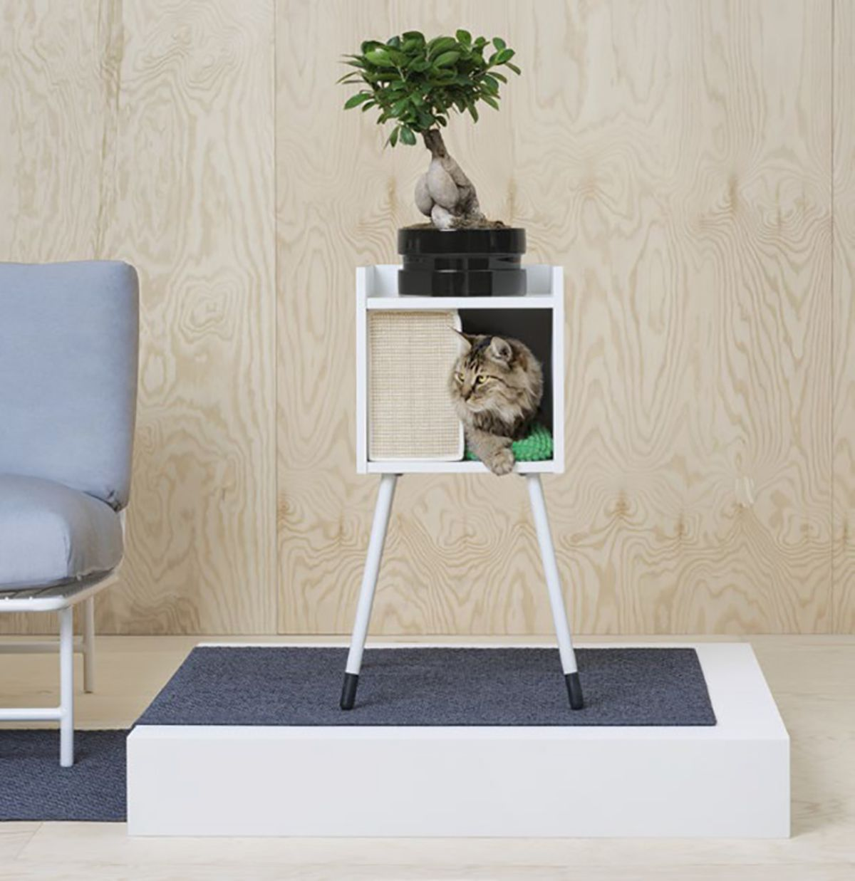 ikea launches pet furniture collection curbed. Black Bedroom Furniture Sets. Home Design Ideas