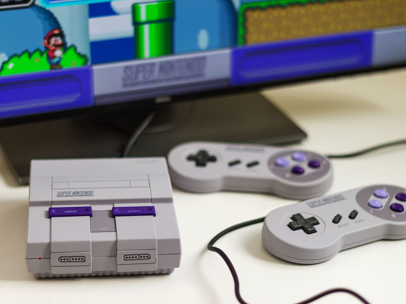 Super Nintendo Classic Edition review: the perfect way to play 16-bit  classics - The Verge