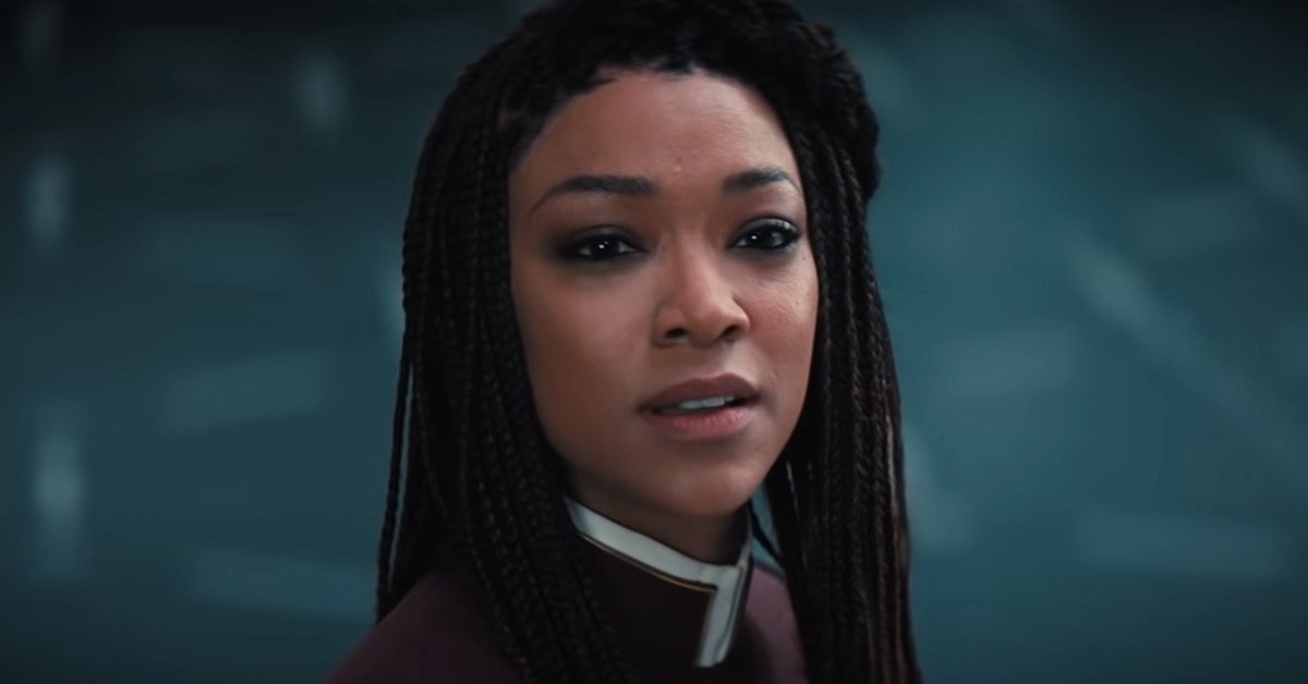 New trailers: Star Trek: Discovery, Doctor Who: Flux, Blade Runner: Black Lotus, and more