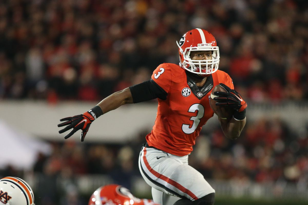 2015 NFL mock draft: Arizona Cardinals land Todd Gurley in