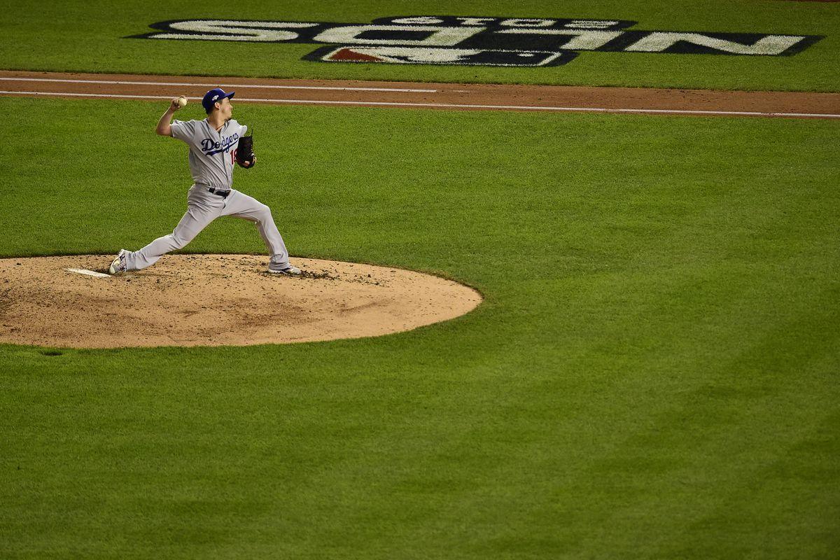 Divisional Series - Los Angeles Dodgers v Washington Nationals - Game Four