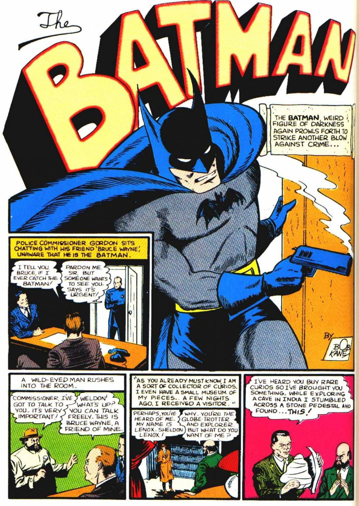 Detective Comics No 35
