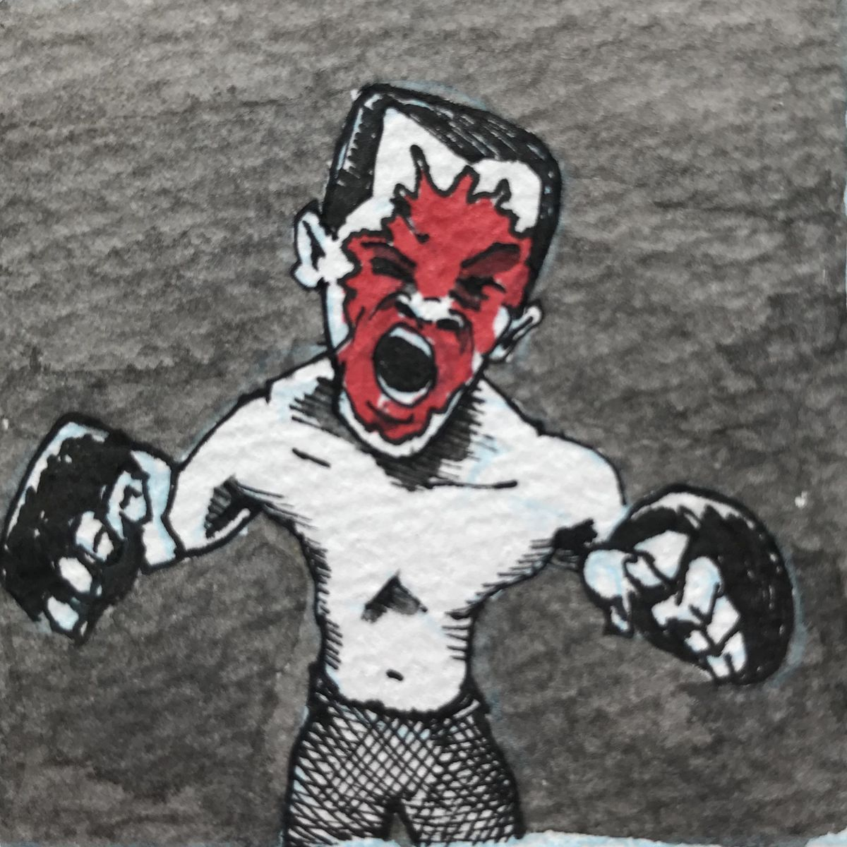 Chris Rini, MMA Squared, Gorey MMA, Conor McGregor, Nate Diaz, UFC 196, MMA Champ, BMF Title, BMF MMA, Edward Gorey Albhabet,