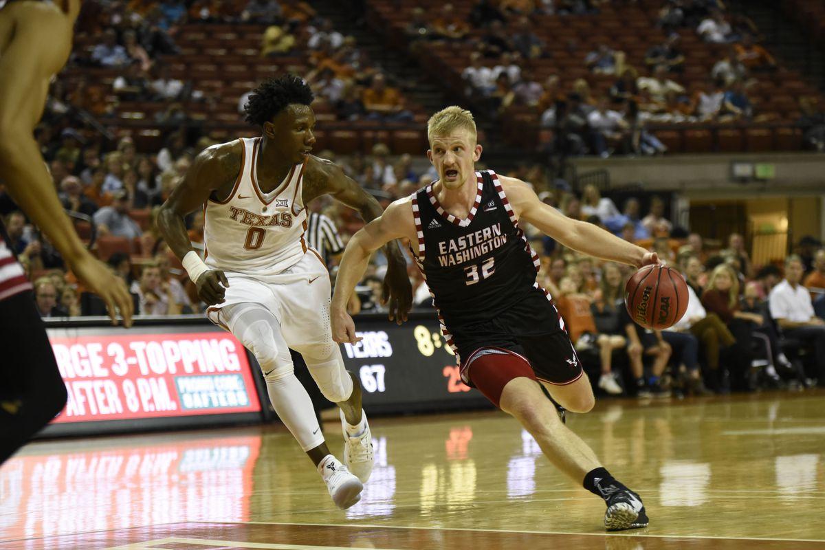 NCAA Basketball: Eastern Washington at Texas