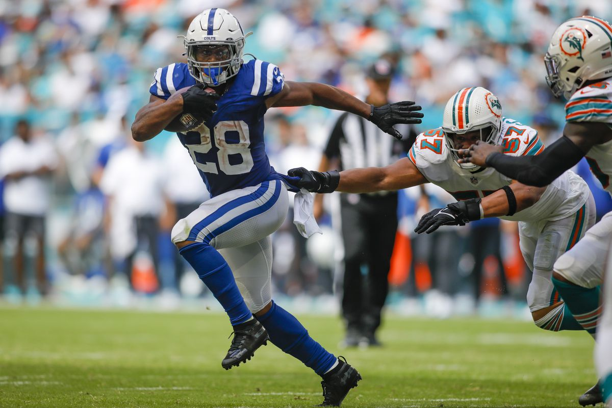 NFL: Indianapolis Colts at Miami Dolphins