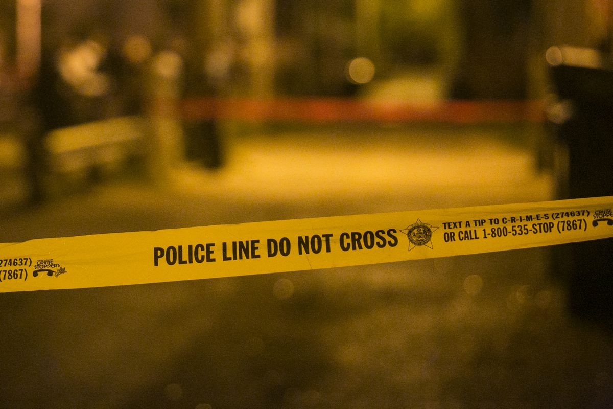 Five people were shot, one fatally, across Chicago on Thursday.