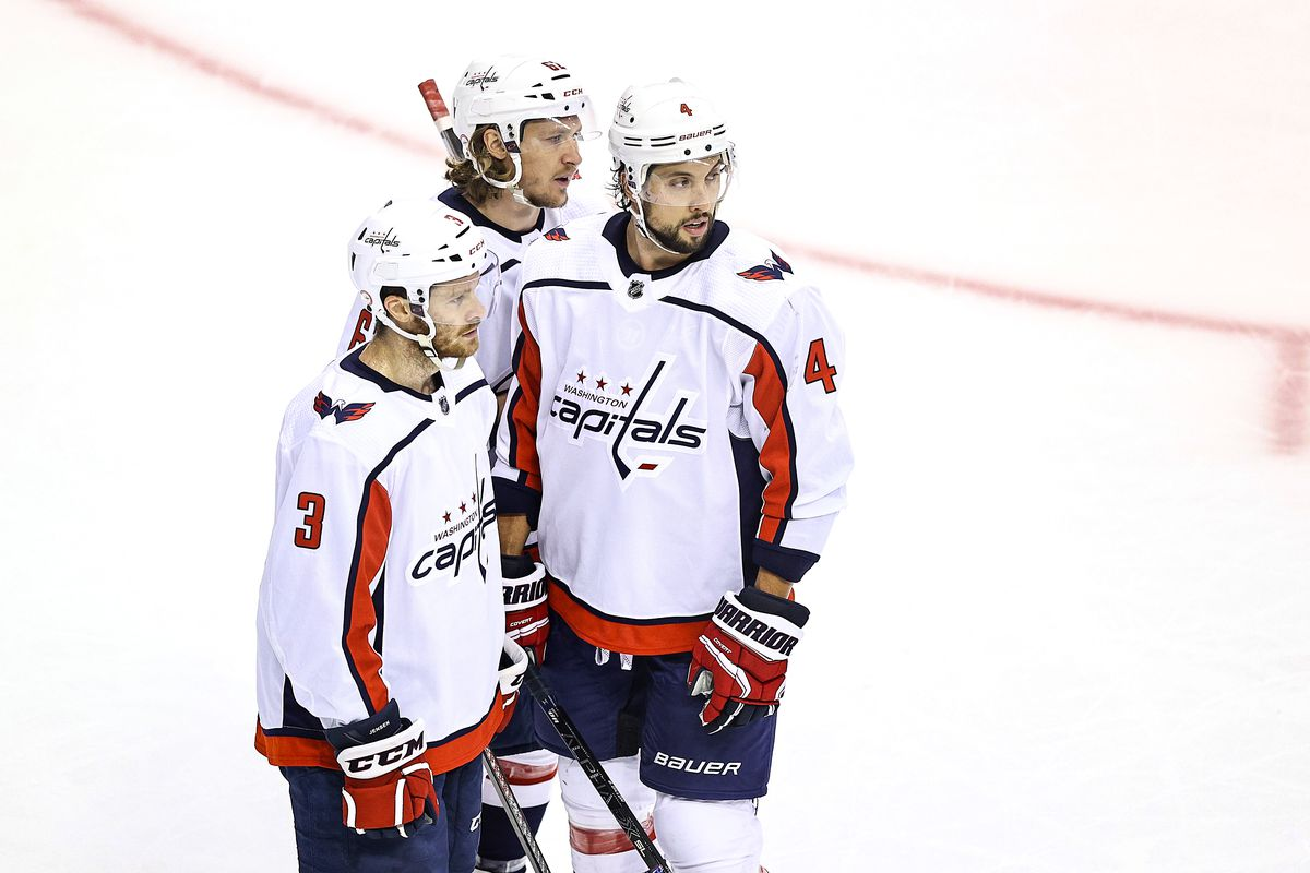New York Islanders v Washington Capitals - Game Three