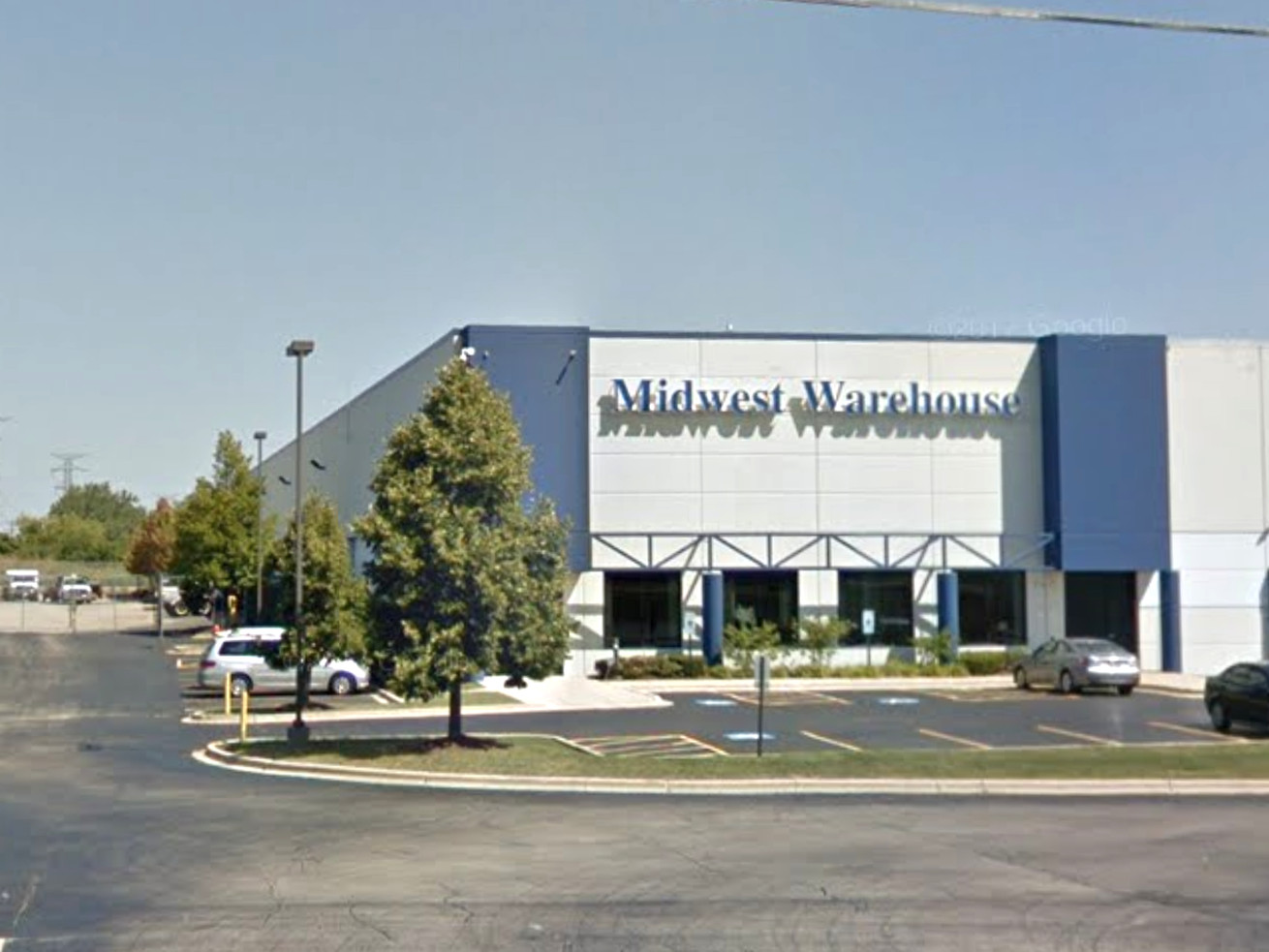 An outbreak of coronavirus was linked to a luncheon at Midwest Warehouse on Diehl Road in Naperville, according to the Occupational Safety and Health Administration.