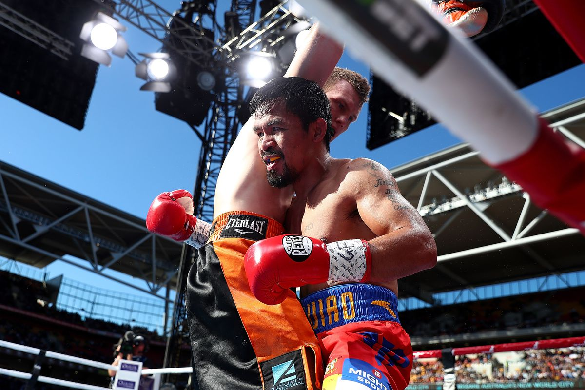 they said what fighters react to controversial manny pacquiao vs