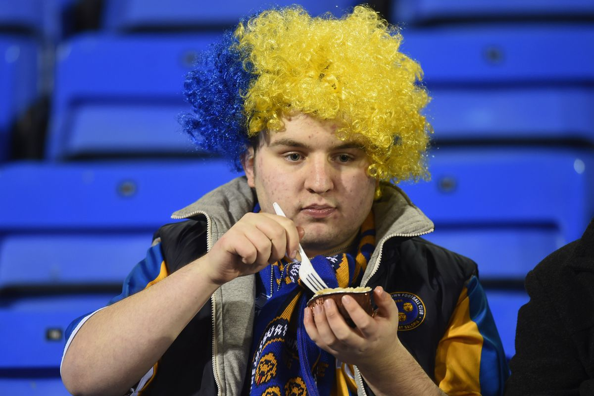 Shrewsbury Town v Manchester United - The Emirates FA Cup Fifth Round