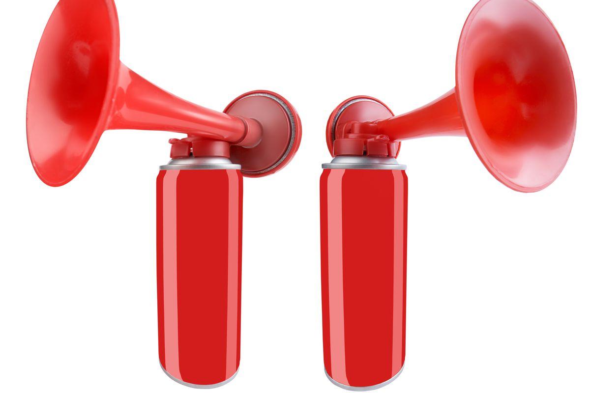 Airhorns
