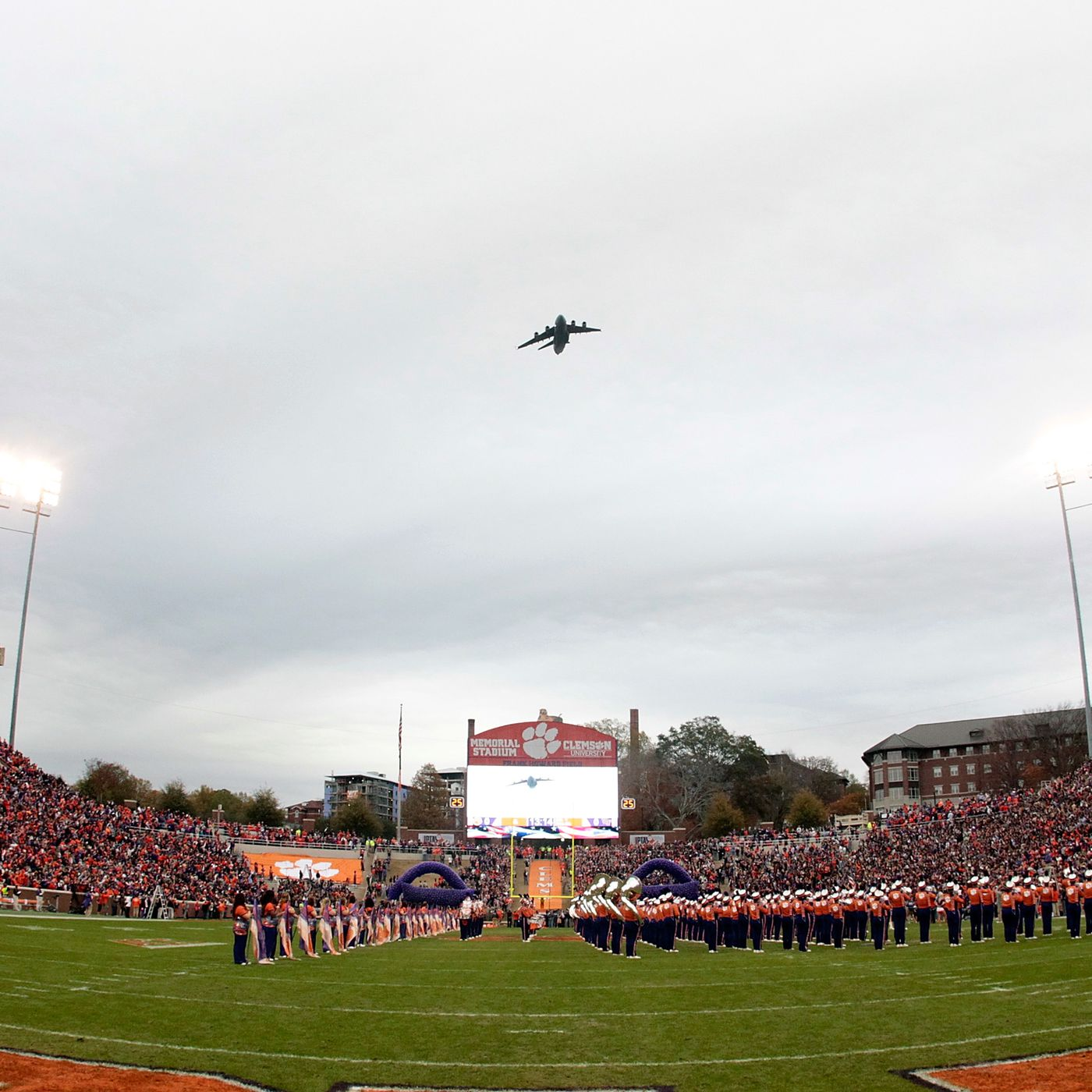 Clemson Tigers 2020 Football Schedule Released Open Thread Shakin The Southland