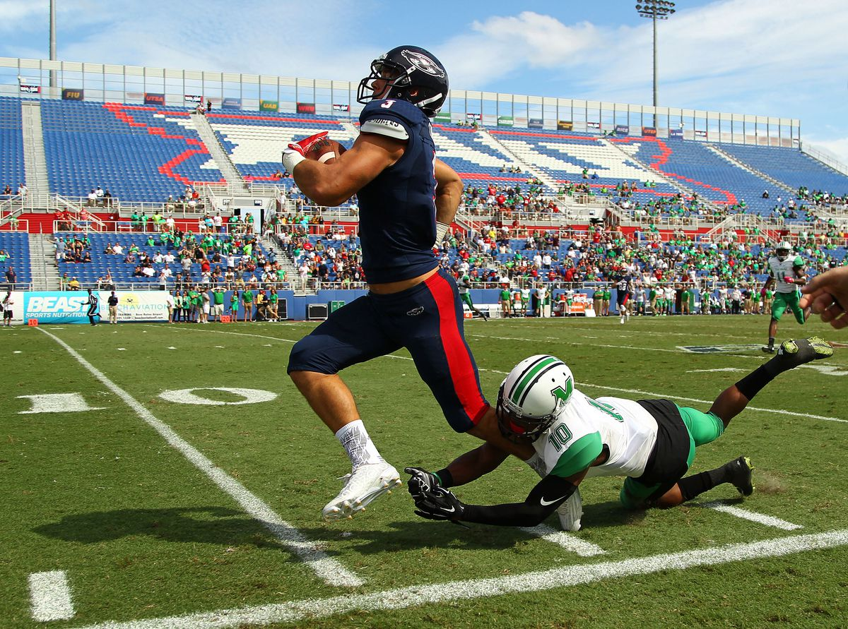 Marshall v Florida Atlantic
