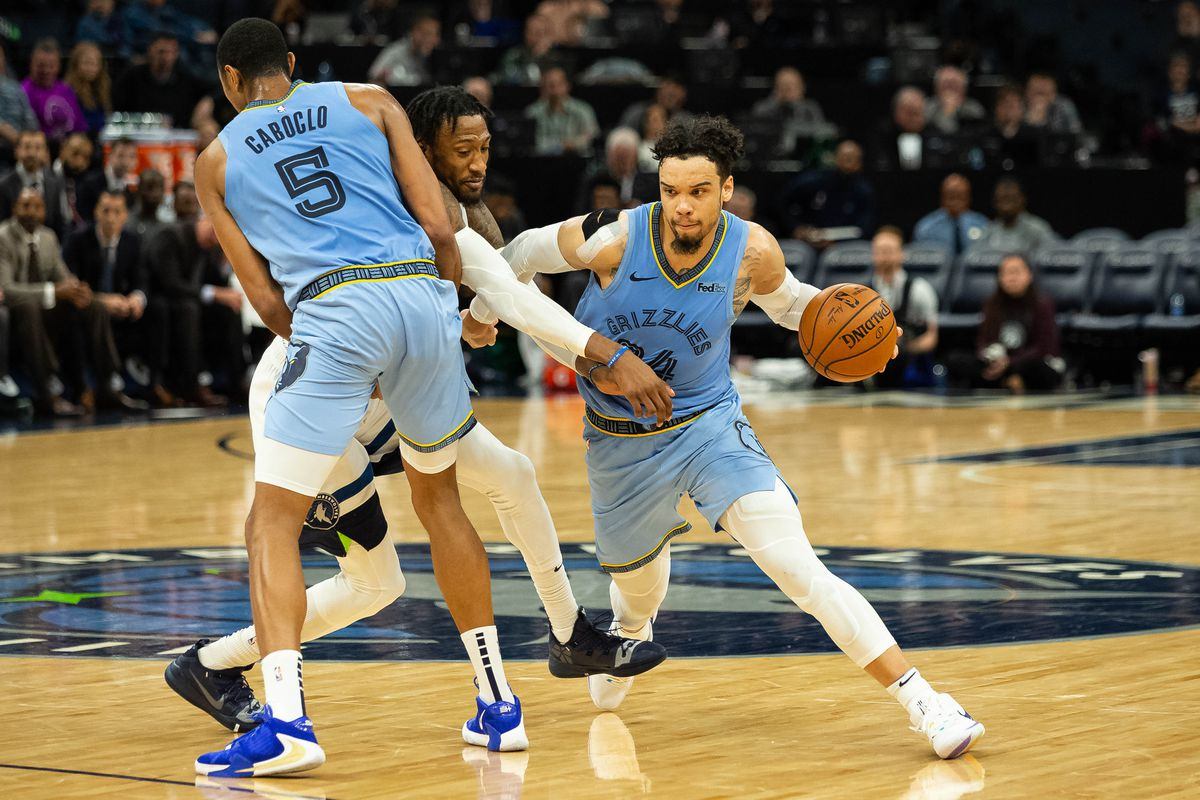 Memphis Grizzlies Vs Minnesota Timberwolves Preview Grizzly Bear