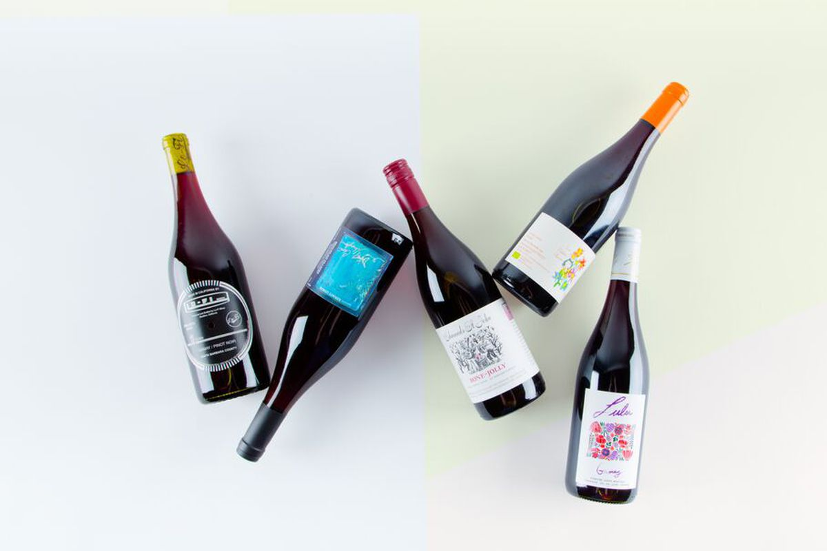 Rad Gamay bottles to try.
