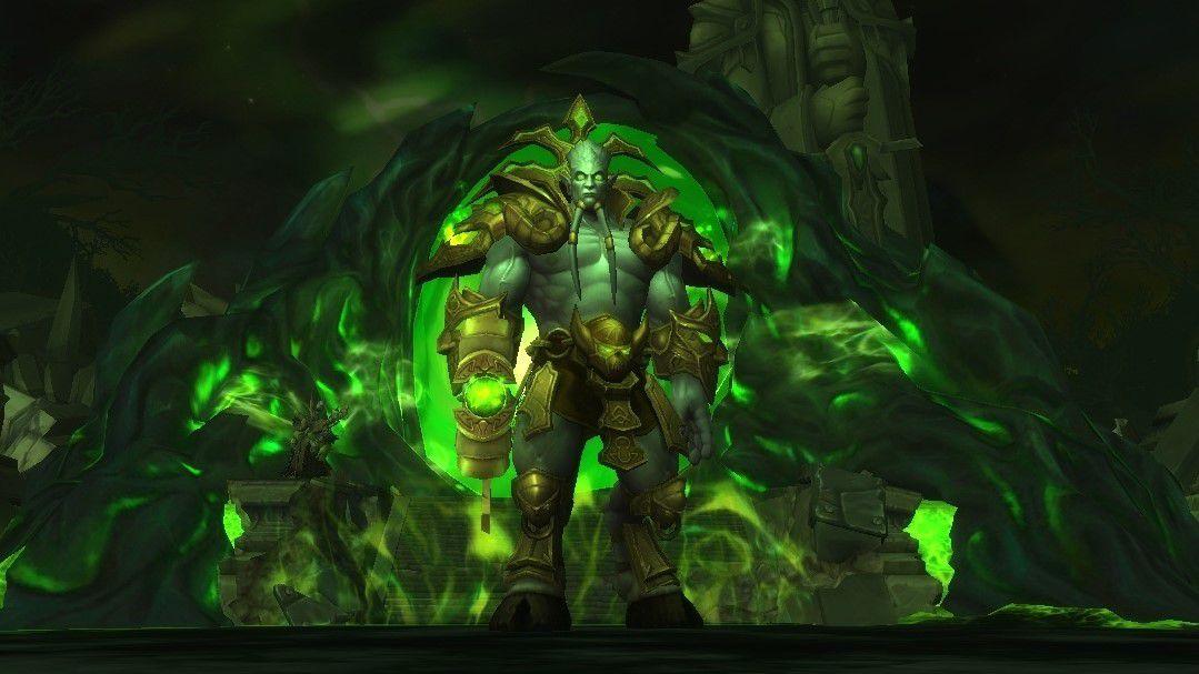 World of Warcraft Bosses