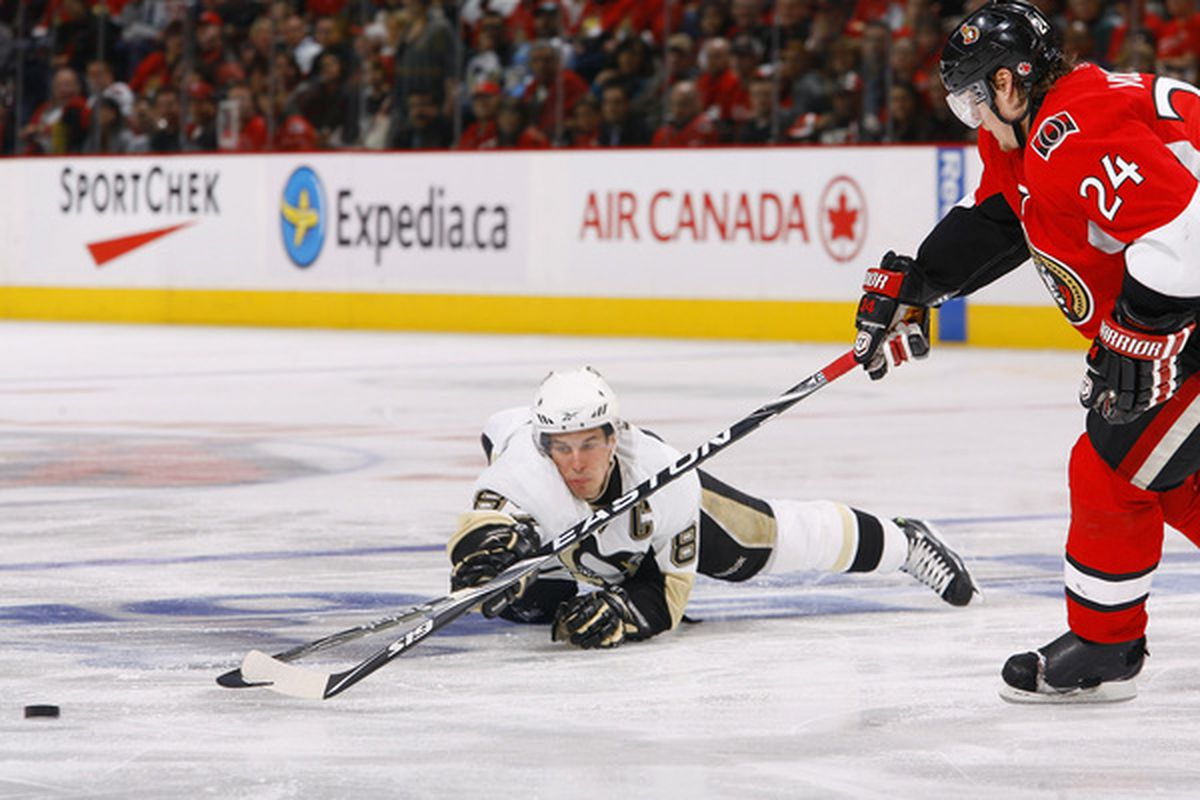 Kneel before your Anton, you mere mortal! (Photo by Phillip MacCallum/Getty Images)