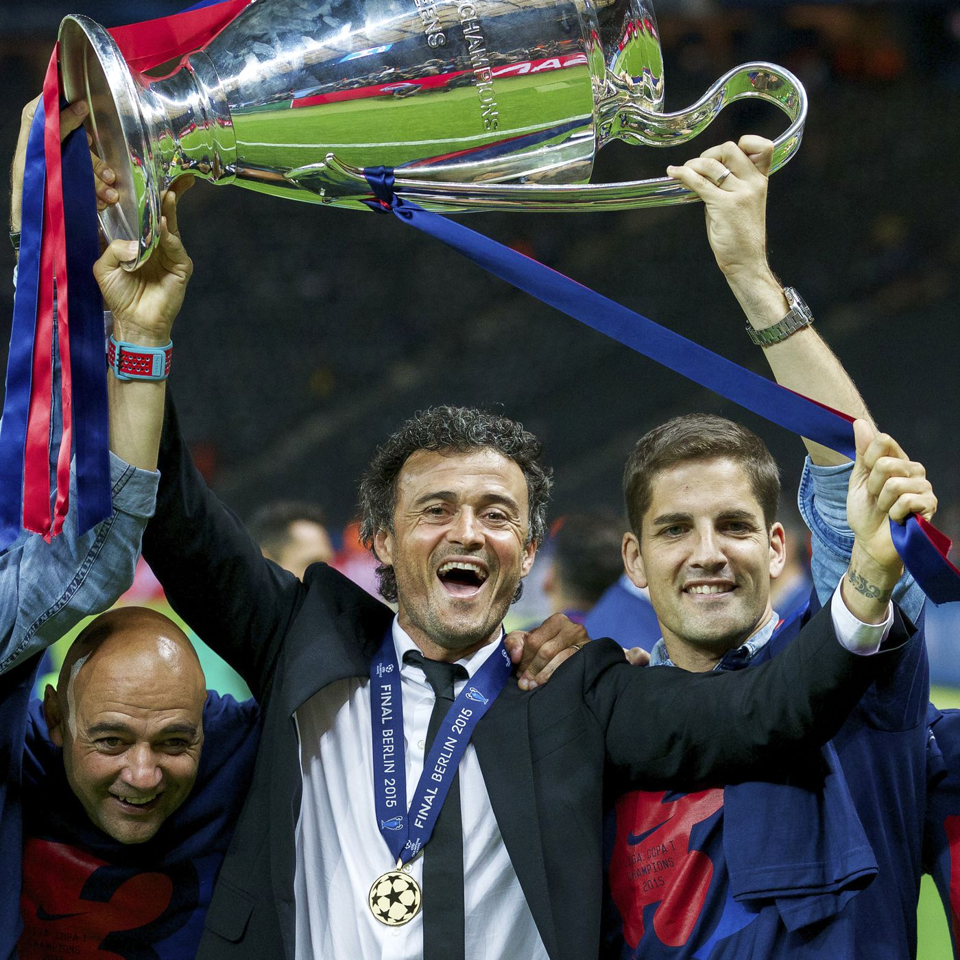 Revealed: How Luis Enrique motivated Barcelona in the Champions League  Final - Barca Blaugranes