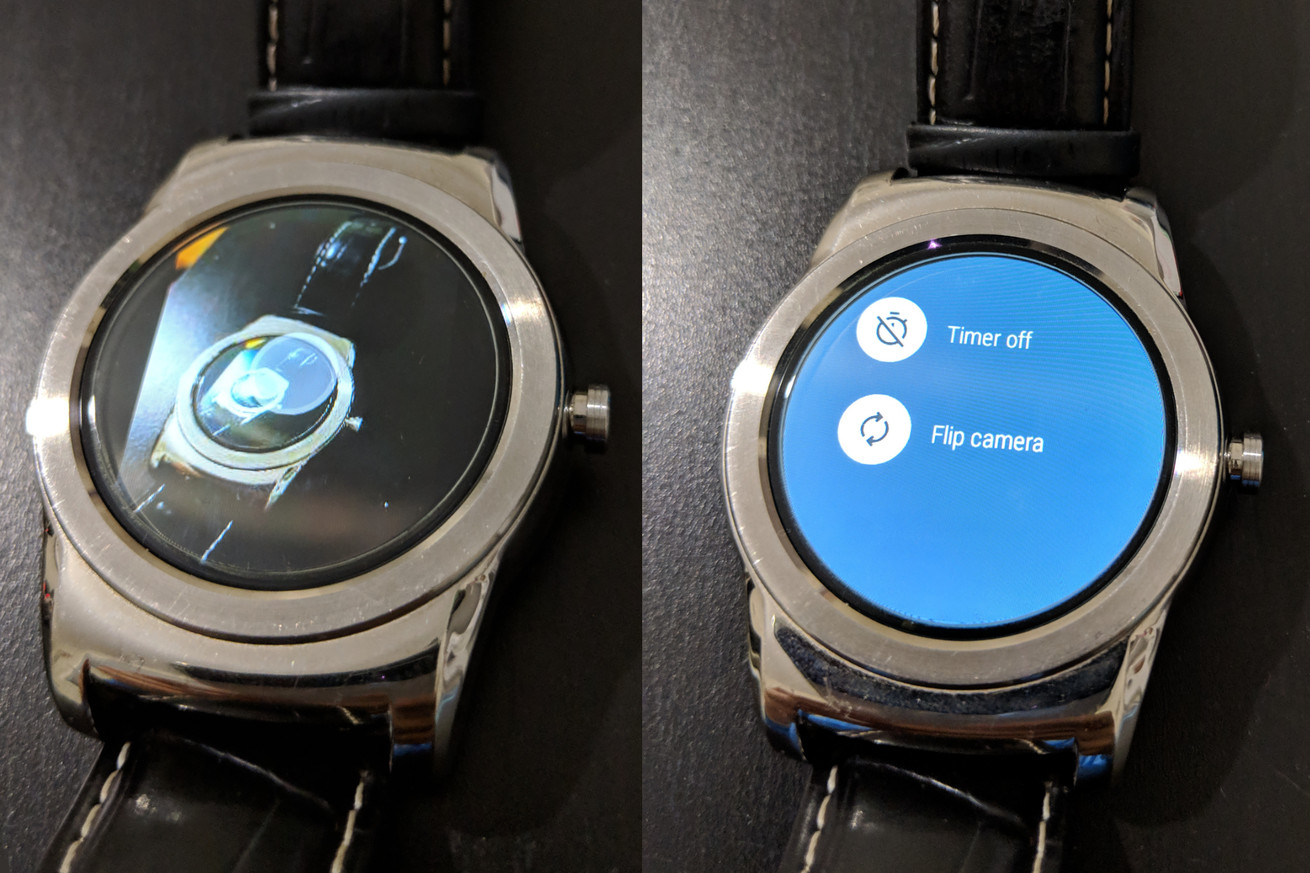 pixel phones can use wear os smartwatches as a camera viewfinder