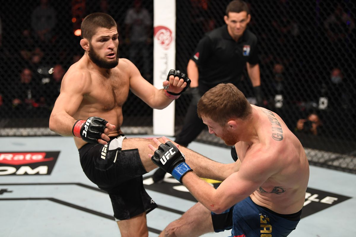 Dana White Shares Fate Of Lightweight Title If Khabib Stays Retired