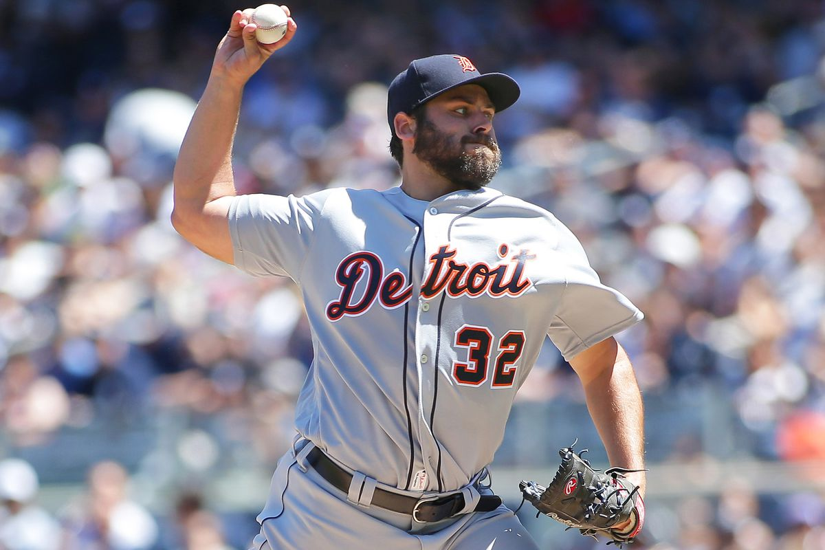 Tigers' ROY candidate Michael Fulmer