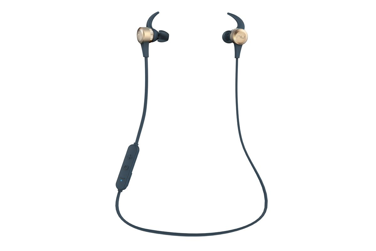 3aff3f4db30 Optoma's Nuforce Be Live5 neckbuds are sweat-proof, cost $99, and sound  decent