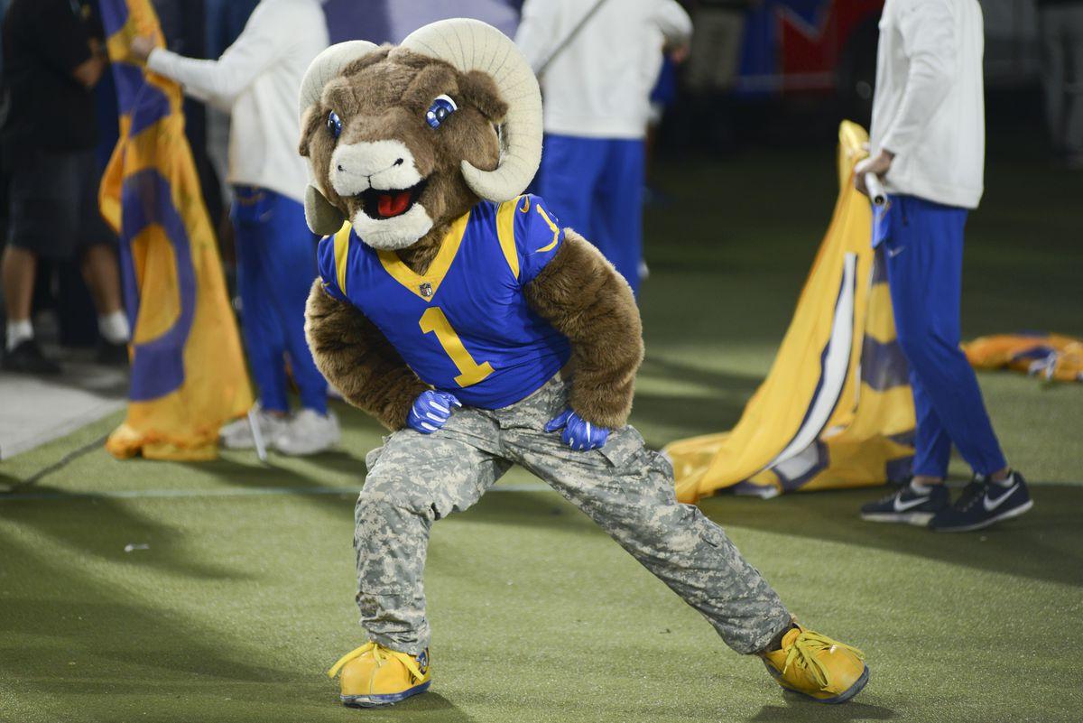 Chicago Bears vLos Angeles Rams