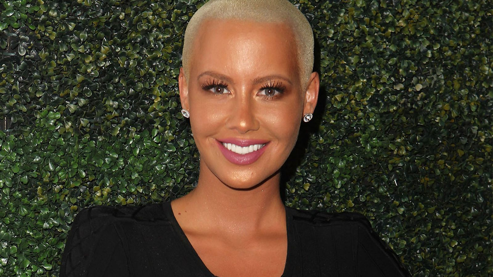 Amber Rose Fronts New Instagram-Friendly Cosmetics Line, Flirt