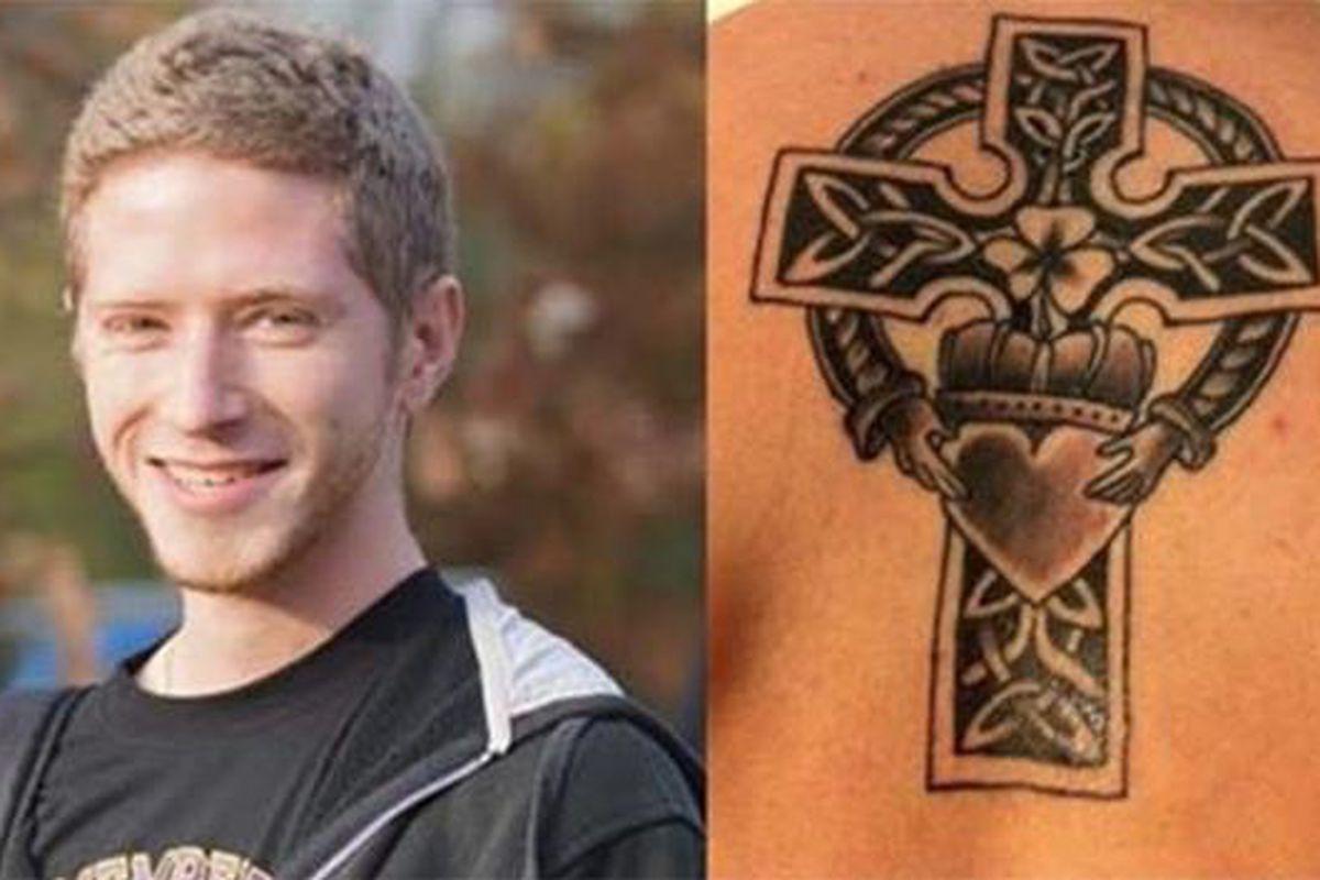 Missing West Chester University student Shane Montgomery