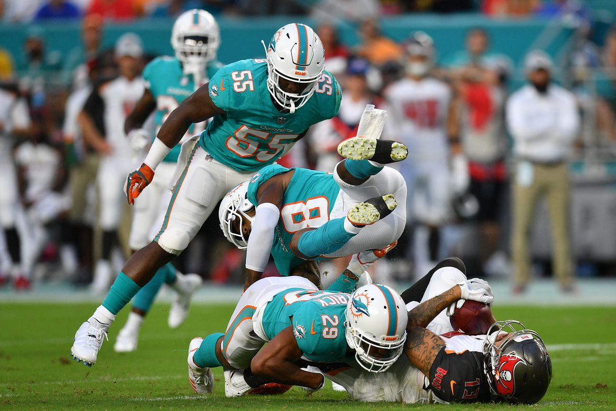 jerome baker miami dolphins jersey