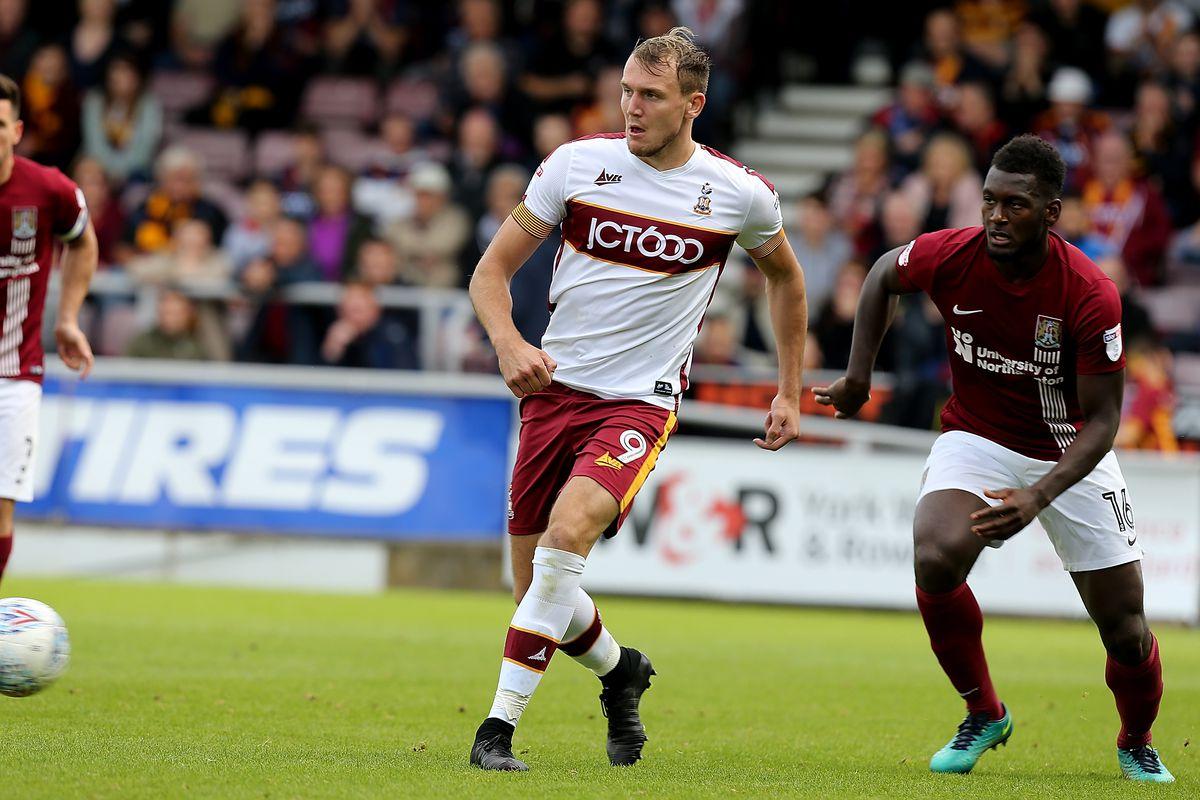 Northampton Town v Bradford City - Sky Bet League One