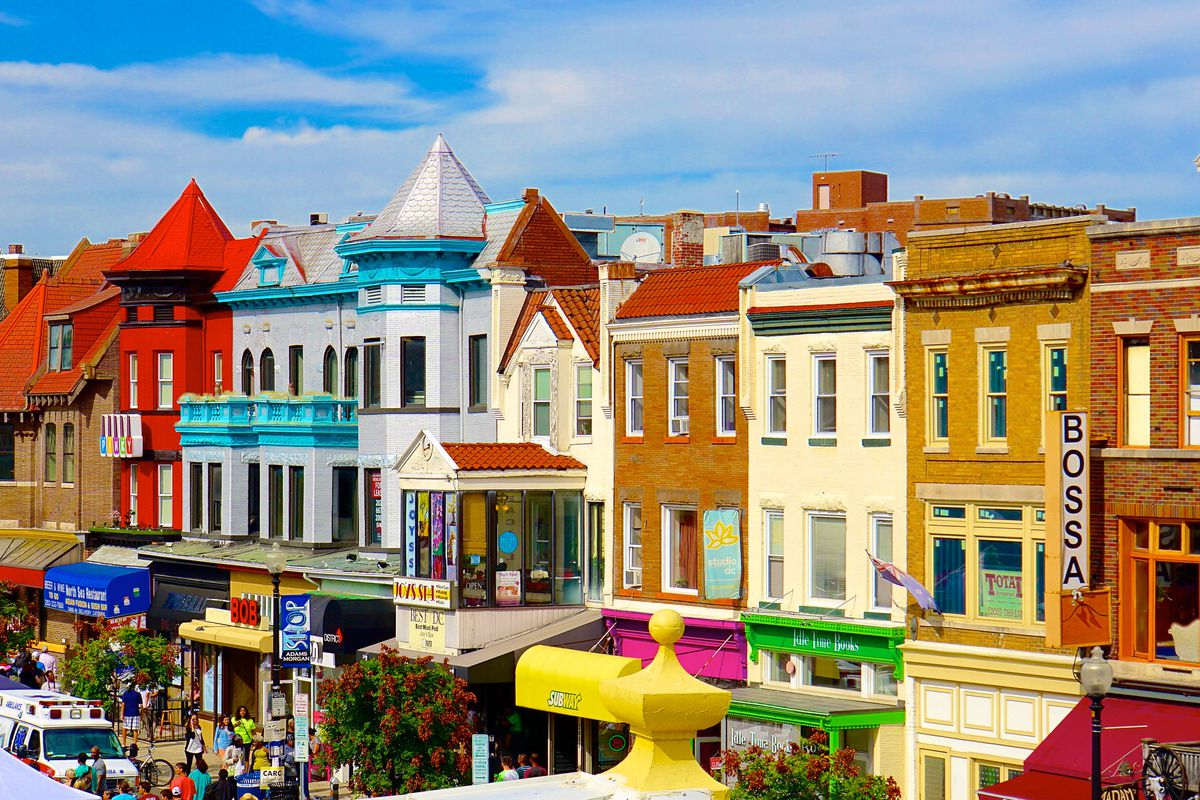 Curbed Cup 1st round: (8) Adams Morgan vs. (9) Columbia Heights - Curbed DC