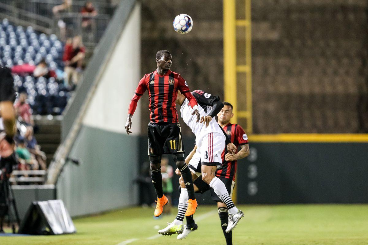 Atlanta United 2 update: Weather shenanigans, injuries