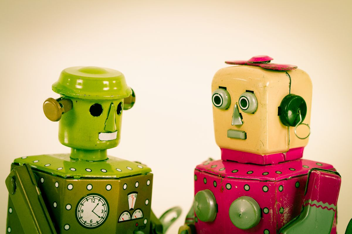 Two robots debate how the Pennhurst doctorine will factor into the Supreme Court's King v. Burwell decision.