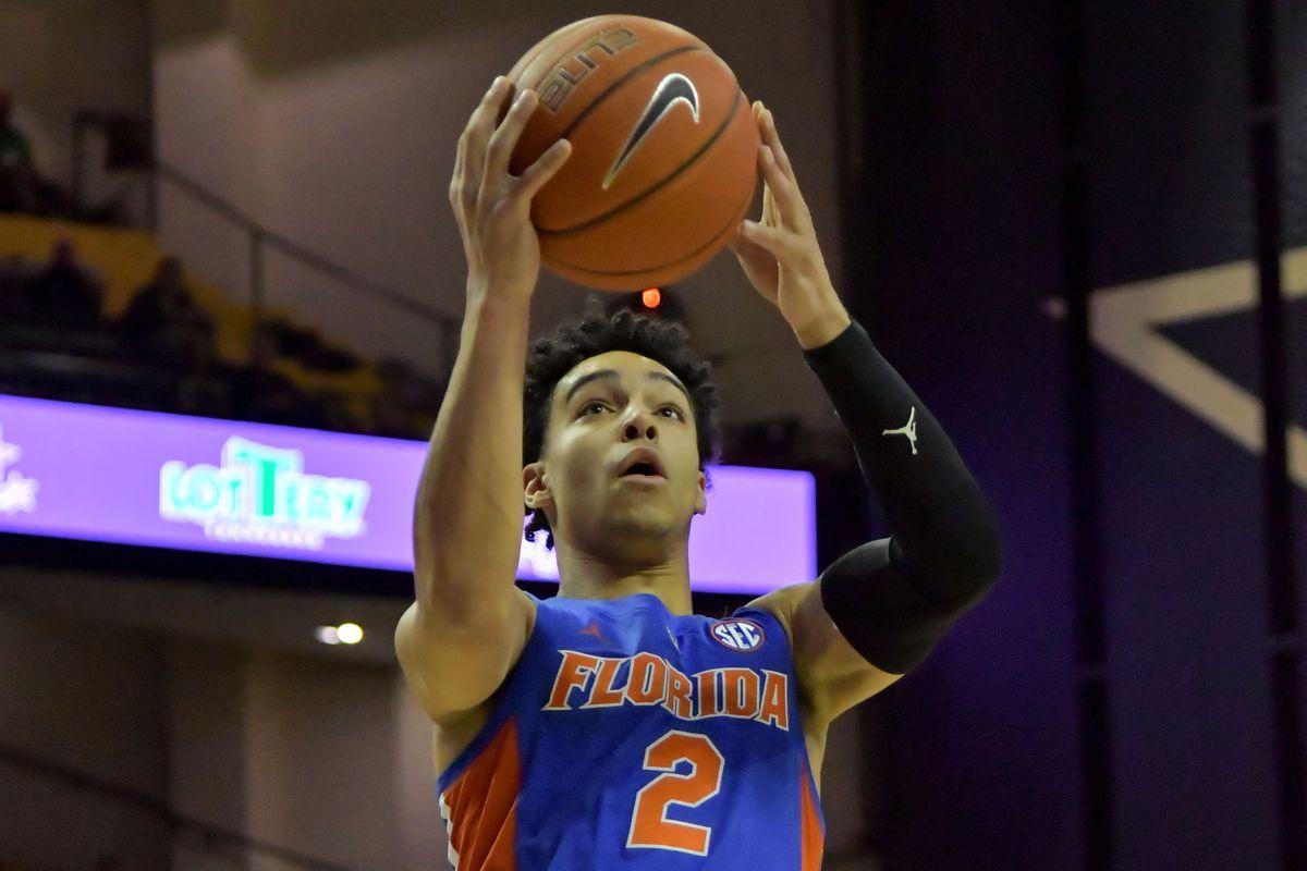 NCAA Basketball: Florida at Vanderbilt