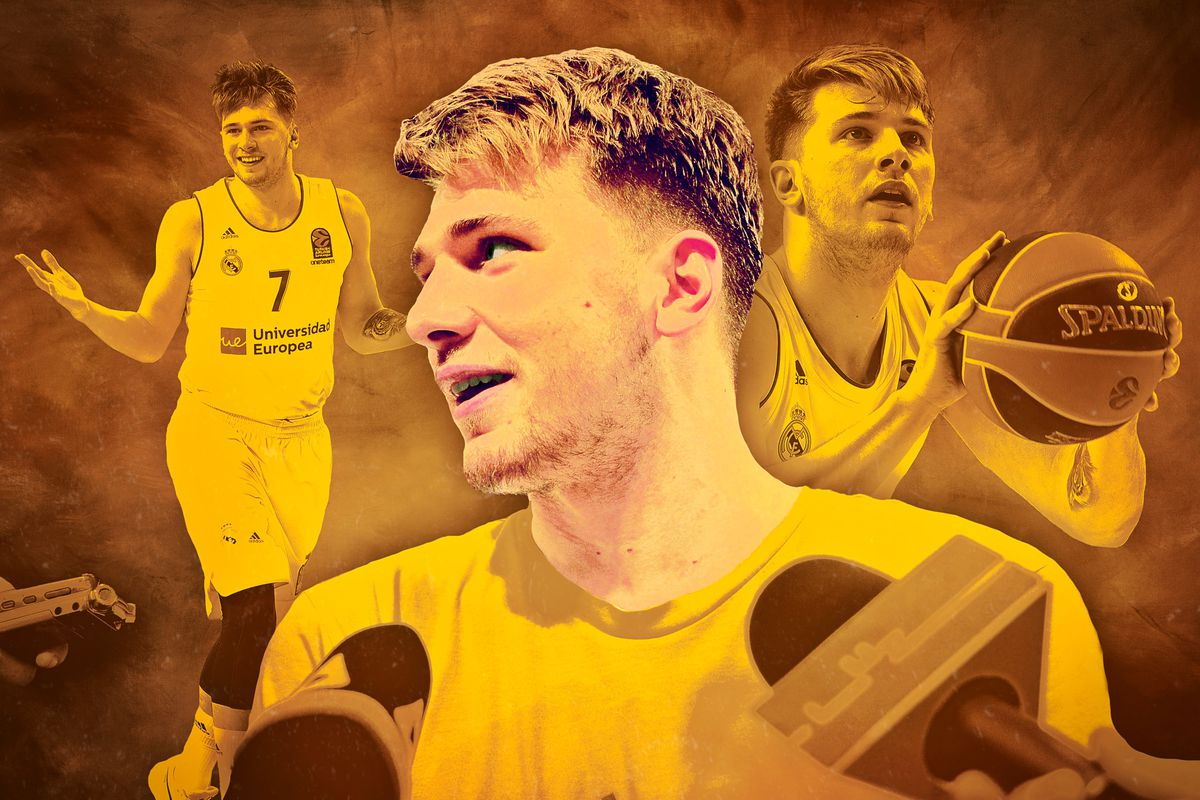 861e7b929 Getty Images Ringer illustration. Luka Doncic has unfinished business  before ...